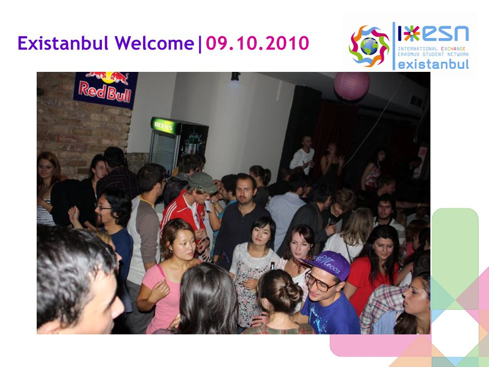 Existanbul Welcome|09.10.2010