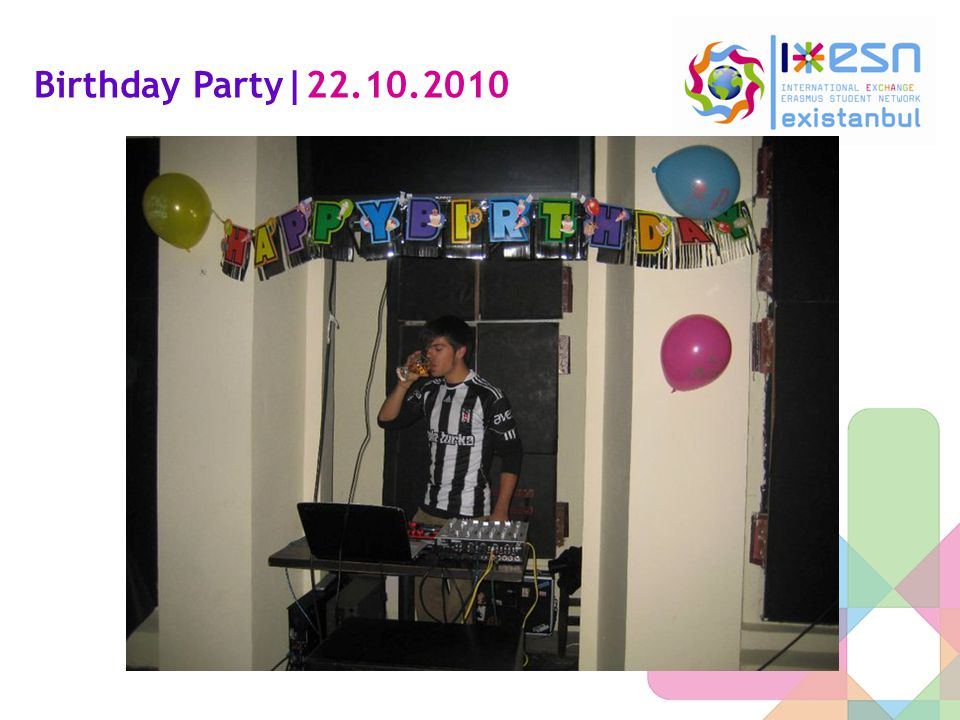 Birthday Party|22.10.2010