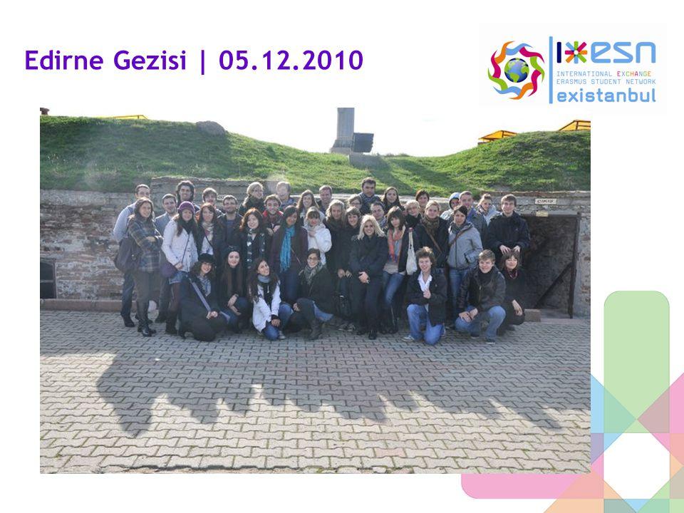 Edirne Gezisi | 05.12.2010