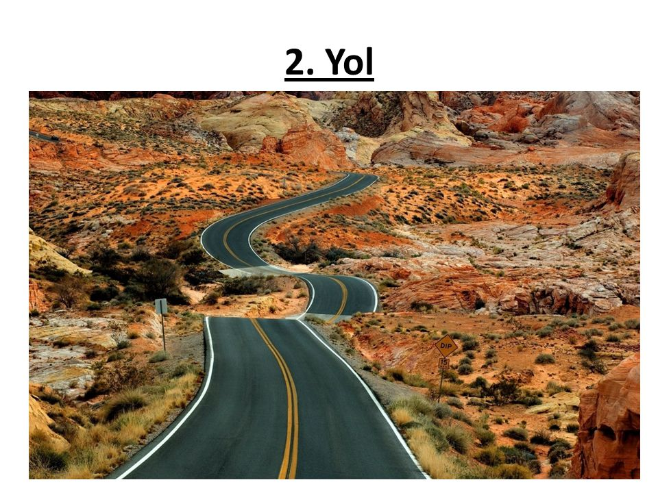 2. Yol