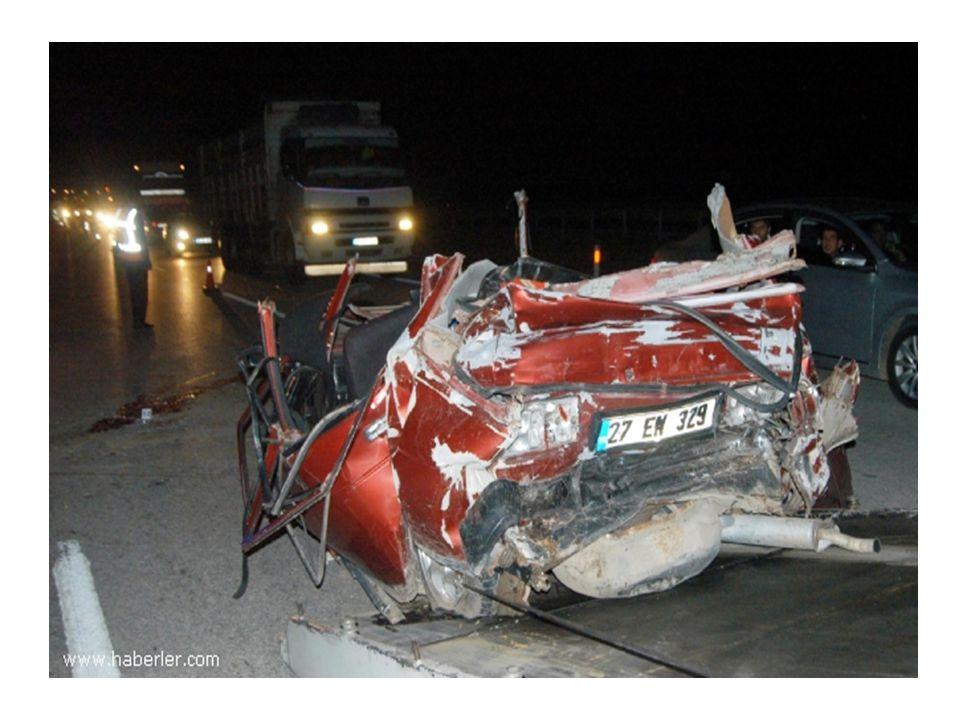 ç) Aşağıdaki durumlarda Maddi Hasarlı Trafik Kazası Tespit Tutanağı trafik zabıtası, bulunmadığı veya yeterli olmadığı yerlerde ise genel kolluk tarafından düzenlenir: 1) Kazaya bir aracın karışması (tek taraflı maddi hasarlı kaza ise), 2) Taraflardan herhangi birinin sürücü belgesinin bulunmaması veya belgesinin kullandığı araç cinsi için yeterli olmaması, 3) Araçlardan herhangi birinin ülkemizde geçerli zorunlu mali sorumluluk sigortasının olmaması, 4) Sürücülerden herhangi birinde alkol, uyuşturucu veya uyarıcı madde aldığı şüphesinin bulunması, 5) Kazaya karışan araçlardan herhangi birinin kamu kurum veya kuruluşuna ait olması, 6) Kazada kamu malına veya üçüncü kişilere ait eşyaya zarar verilmiş olması.