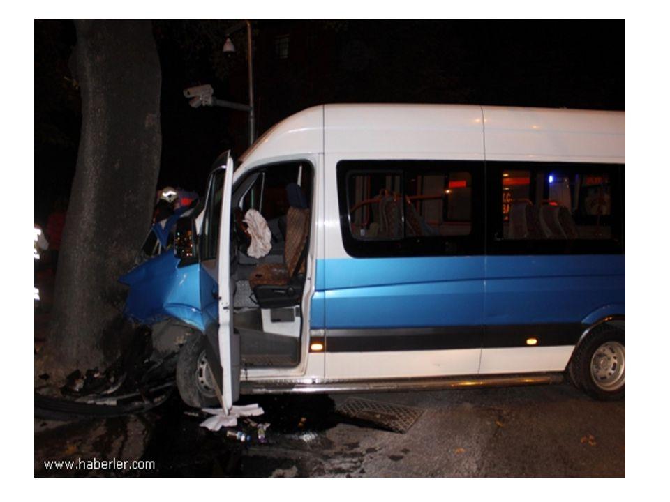 Trafik Kazalarının Başlıca Nedenleri Trafik kazalarının sebepleri aşağıda verilen MaddelerMadde halinde gruplandırılabilir : 1.