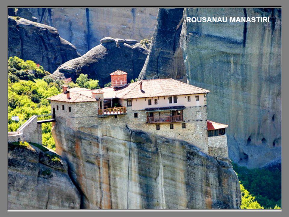 Bence,METEORA Yunanistan'ın gezilecek en önemli ve de en ilginç yerlerinden birisidir. Yunanistan'nın Teselya bölgesinde Kalambaka şehri civarında hem