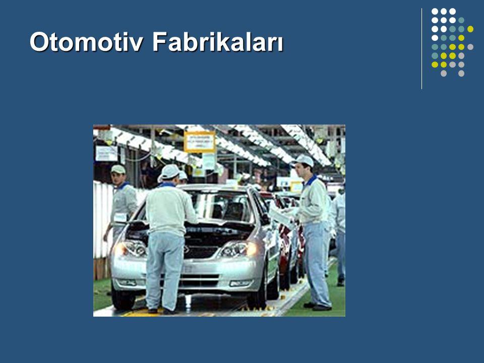 Otomotiv Fabrikaları