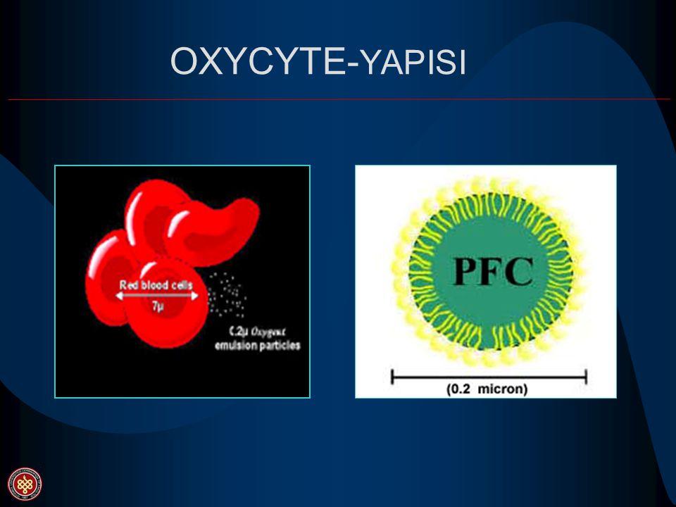 OXYCYTE- YAPISI