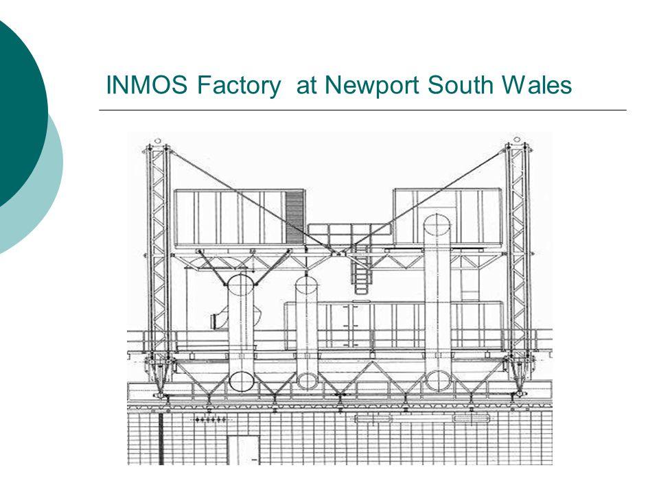 INMOS Factory at Newport South Wales