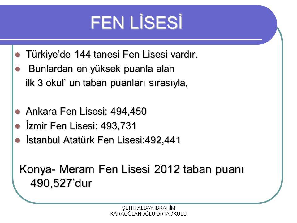 Türkiye'de 144 tanesi Fen Lisesi vardır.Türkiye'de 144 tanesi Fen Lisesi vardır.