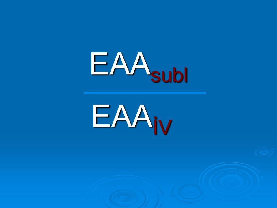 EAA subl EAA İV