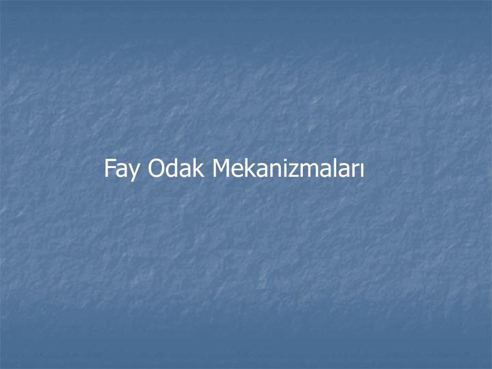 Fay Odak Mekanizmaları