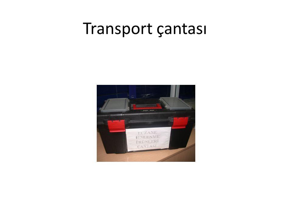 Transport çantası