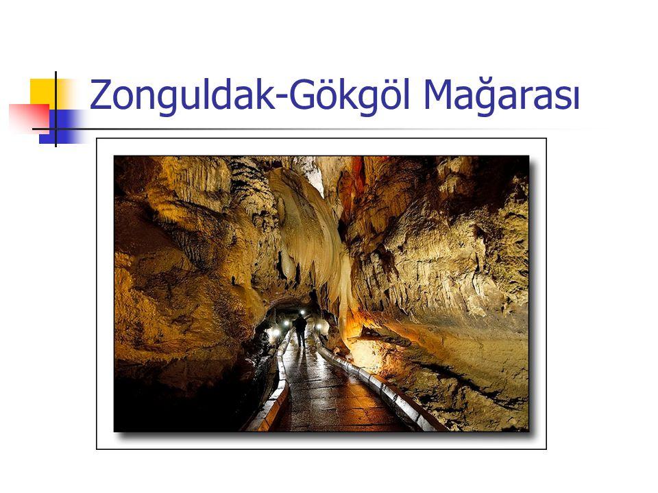 Zonguldak-Gökgöl Mağarası