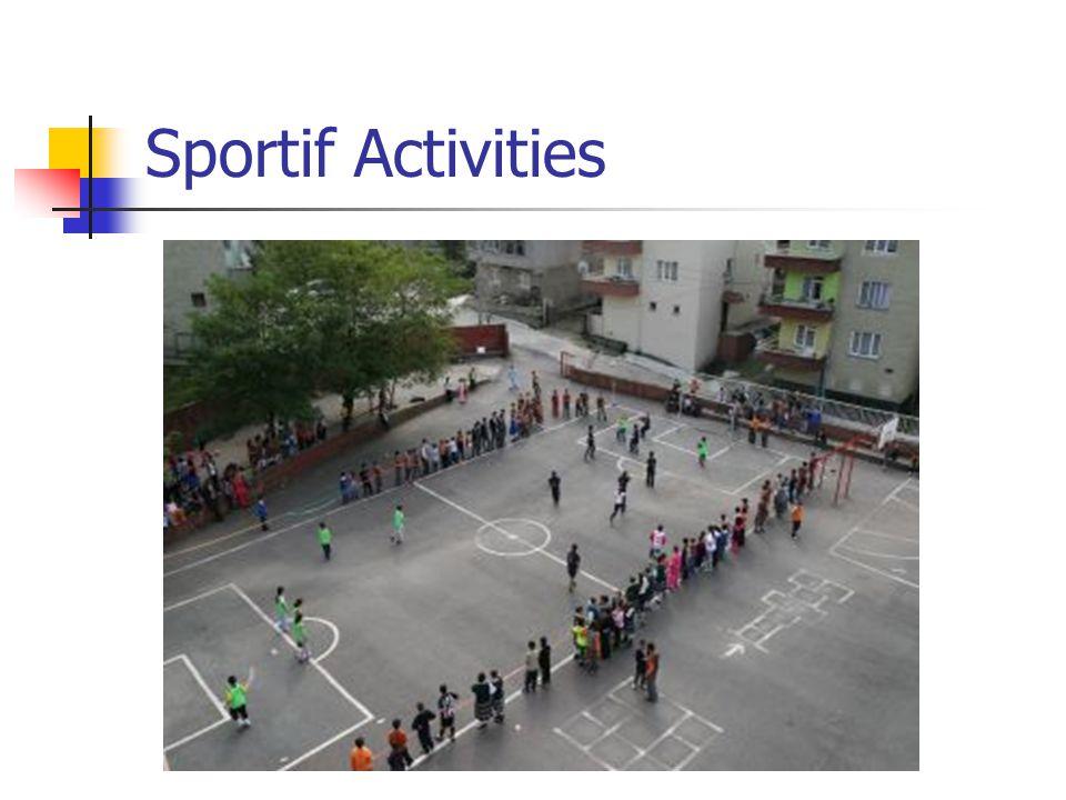Sportif Activities