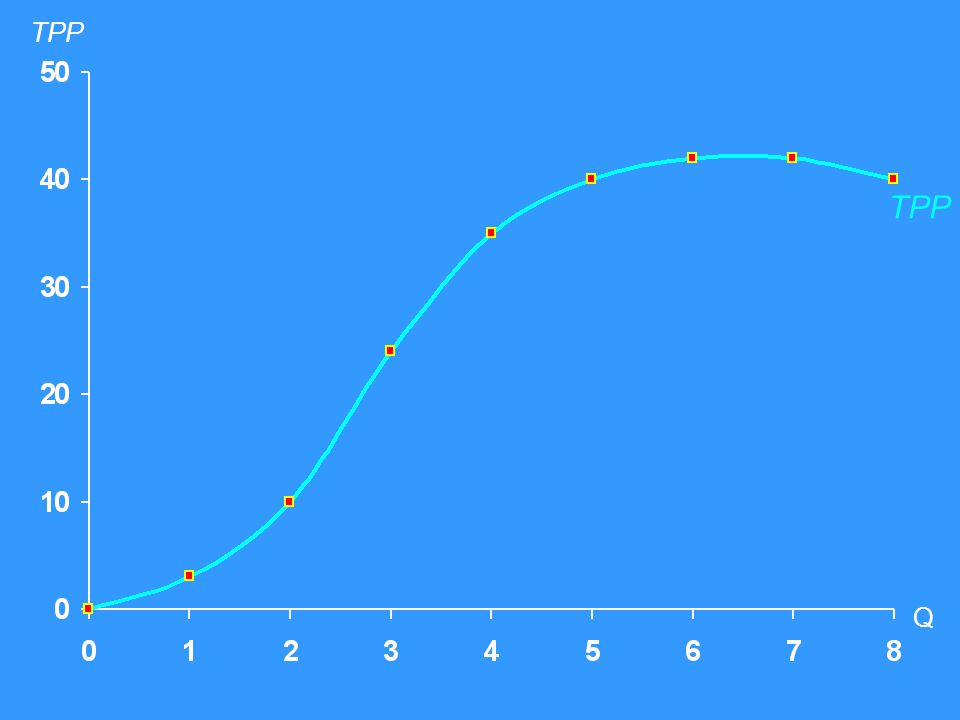 TFC Output (Q) 0 1 2 3 4 5 6 7 TFC (TL) 12 X firması için toplam maliyet