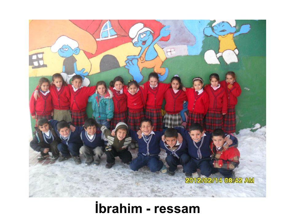 İbrahim - ressam