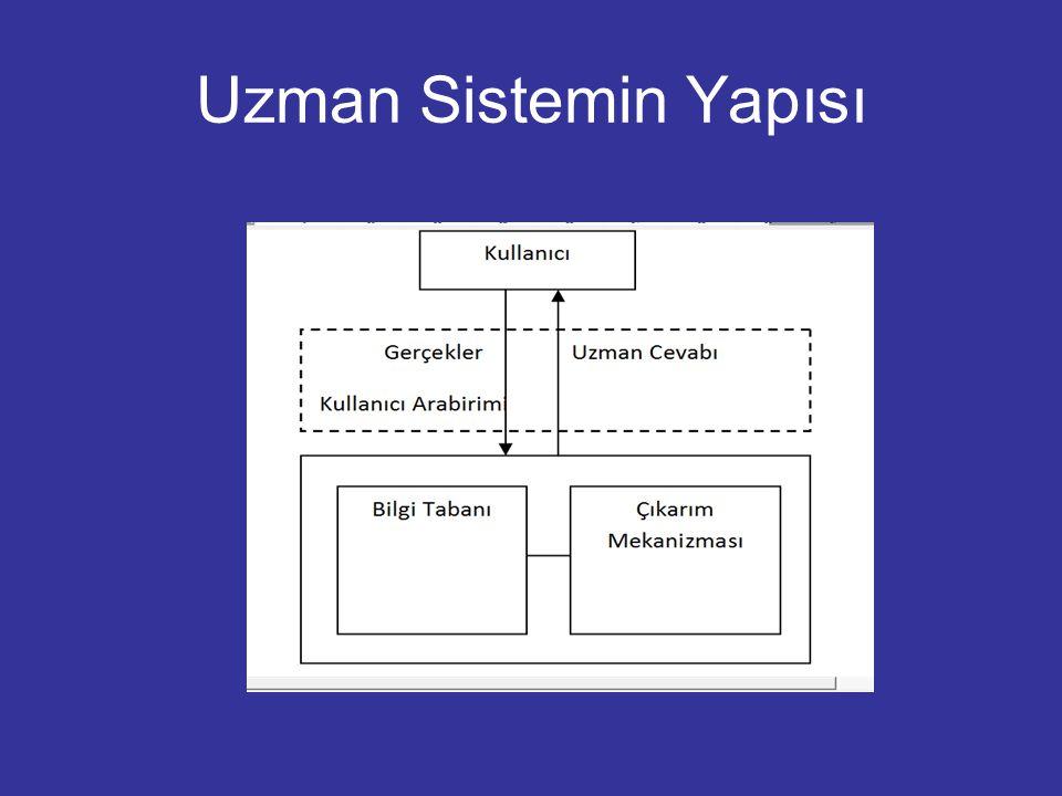 Uzman Sistemin Yapısı