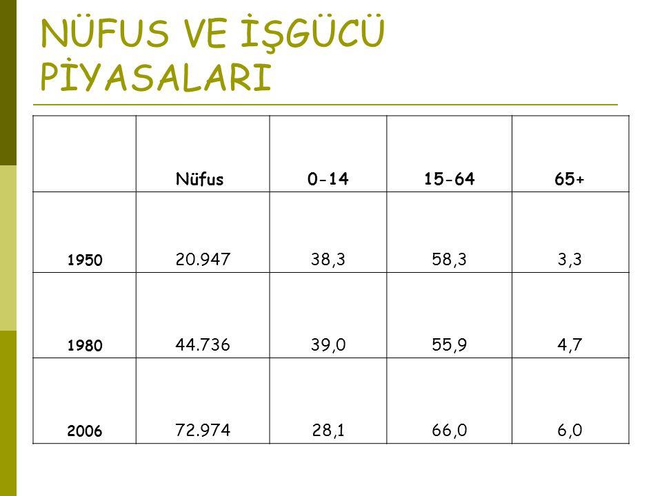 Emek Piyasası: Ücretlerin Belirlenmesi  Türkiye'de ücretler izlenen ekonomi politikasına ve sendikaların çalışma serbestisine göre değişmektedir.