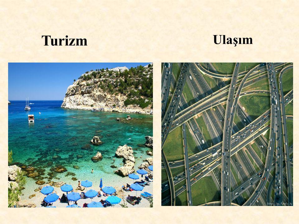 Turizm Ulaşım