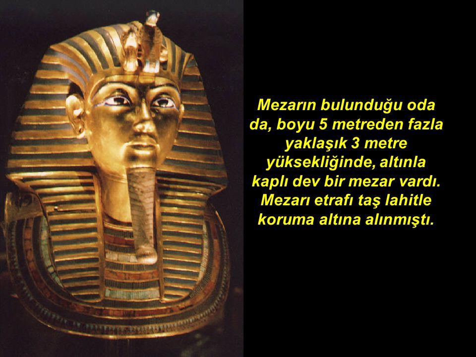 Tutankamon nun mezarı