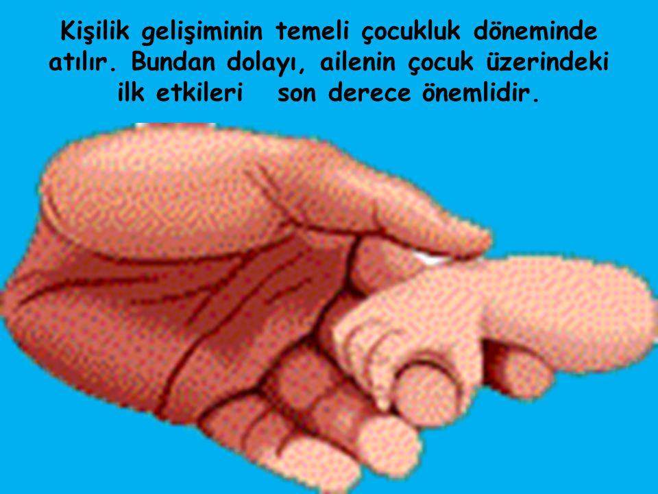 Gevşek Disiplinli- Aşırı Seven/Kollayan Aileler Tüm yaşamları çocuk üzerine kuruludur.