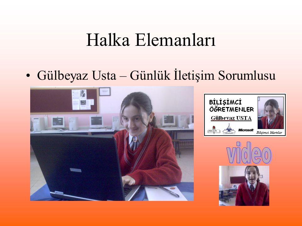 İLK TOPLANTI 21.12.2006 Olcay öğretmenimiz bize Bilişimci Martılar yarışması hakkında kısa bilgi verdi.