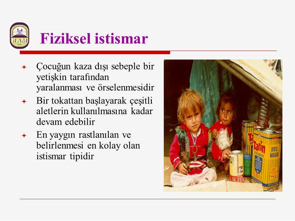 1995 Hacettepe üniversitesi araştırması sonuçları