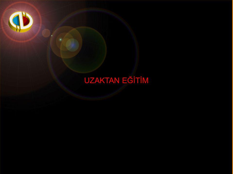 Anadolu Üniversitesi UZAKTAN EĞİTİM