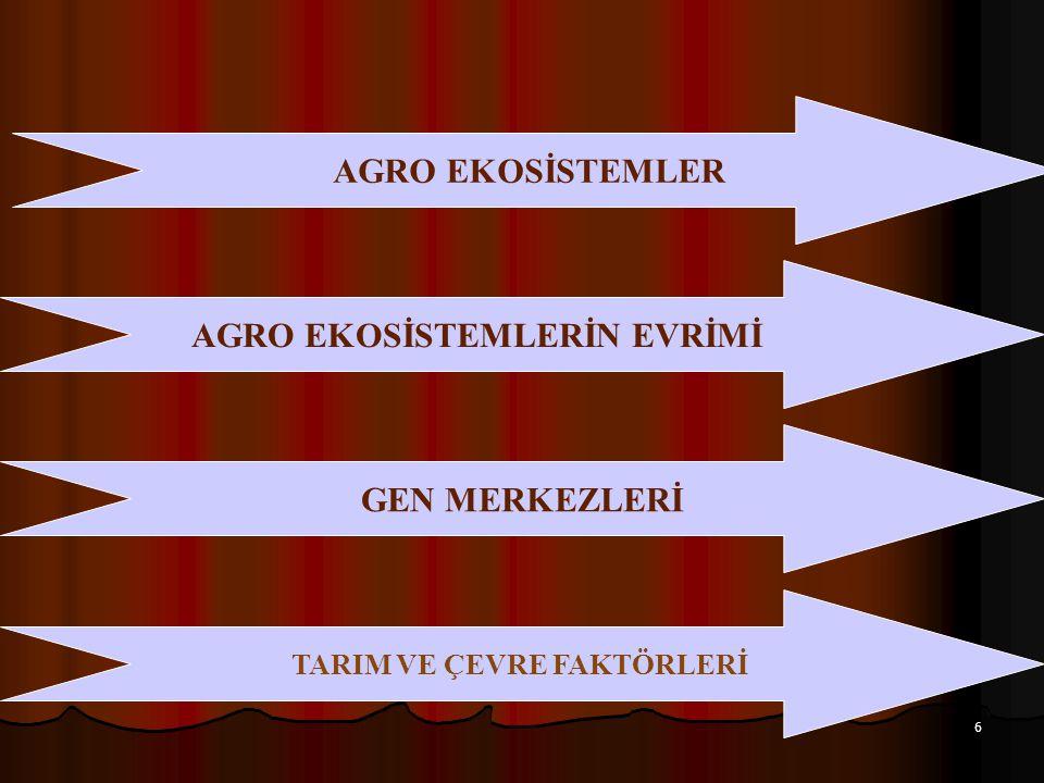 7 Türkiye'nin genel ve tarım ürünleri dışsatım dışalım farkları ve değişimleri Genel (000 000$) Tarım Ürünleri (000 000 $) DışsatımDışalımFarkDeğiş.DışsatımDışalımFarkDeğiş.