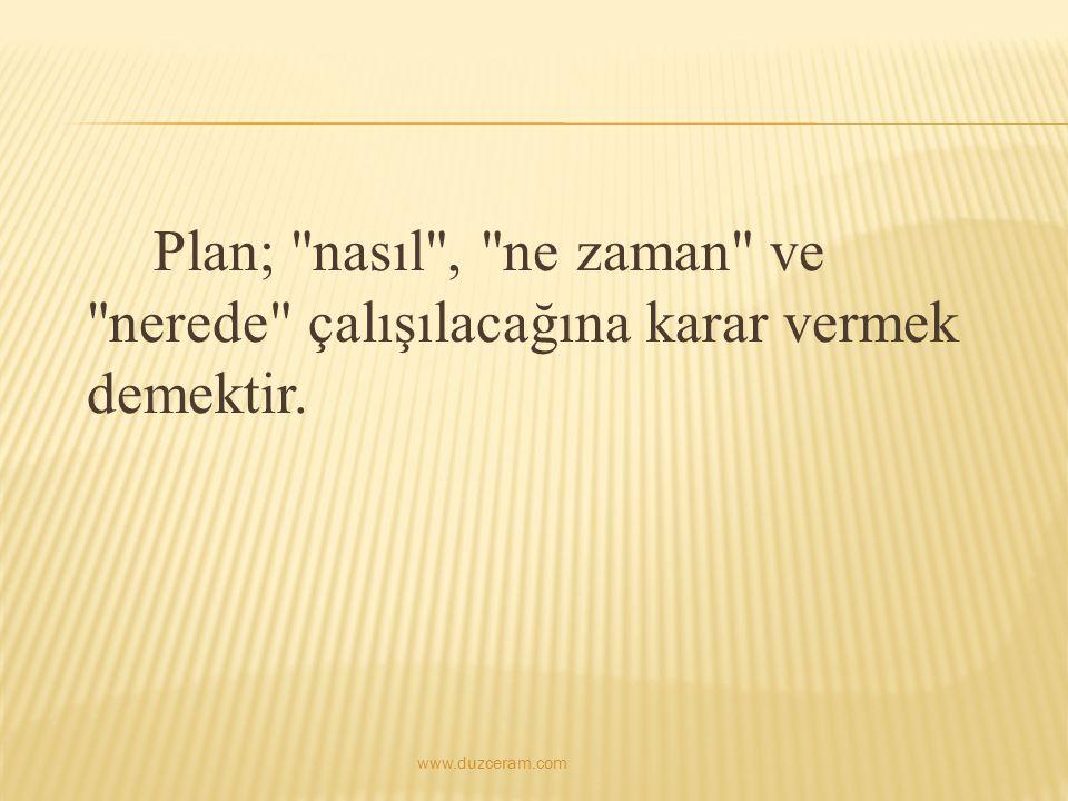 Plan;