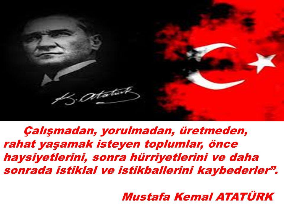 ÖĞRETMEN MARŞI Alnımızda bilgilerden bir çelenk, Nura doğru can atan Türk genciyiz.