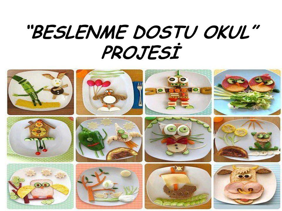 """BESLENME DOSTU OKUL"" PROJESİ"