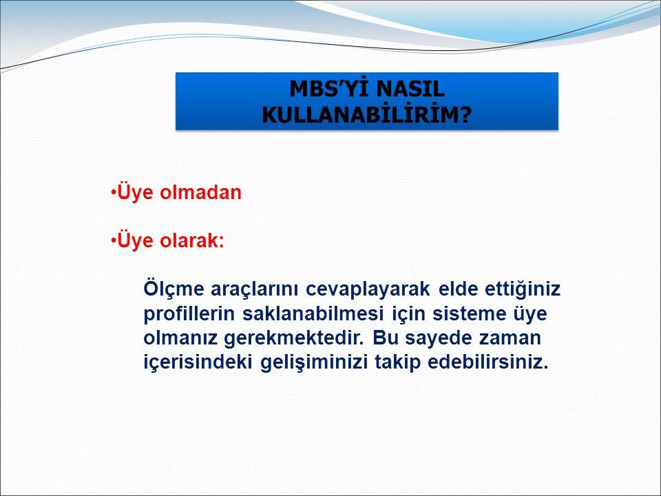 MBS'Yİ NASIL KULLANABİLİRİM.