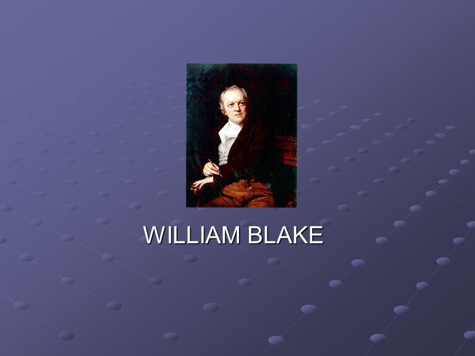 E WILLIAM BLAKE