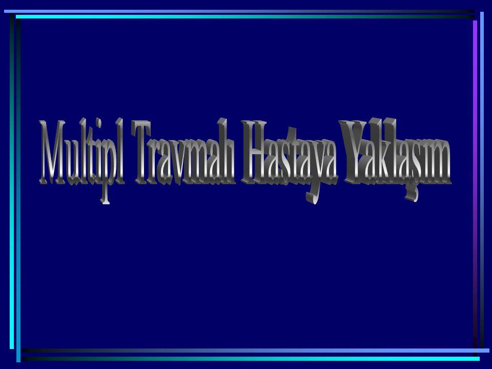 3 TRAVMA TEK BİR BÖLGE,ORGAN VEYA SİSTEMİN YARALANMASI ÇOKLU VEYA POLİ / MULTİ SİSTEMİK TRAVMA BİRDEN FAZLA YAŞAMSAL ORGAN SİSTEMİNİN YARALANMASI