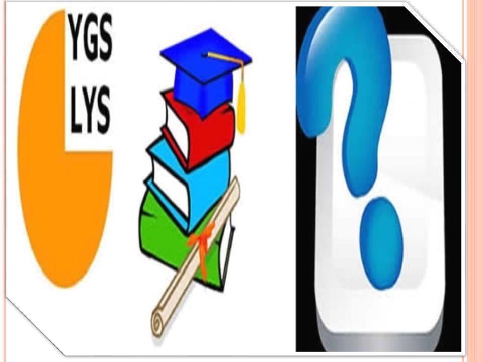 MESLEK LİSESİ ÖĞRENCİLERİ İÇİN EK PUAN Meslek lisesi mezunları kendi alanlarındaki programları tercih etmeleri halinde (MTOK bölümleri hariç diğer 4 yıllık lisans bölümleri) OBP'leri 0.06 ek katsayısı ile çarpılacak (En fazla 30, en az 15 net puan gelecek) ve bulunan değer, 0.12 katsayısı ile hesaplanan puana eklenecek.