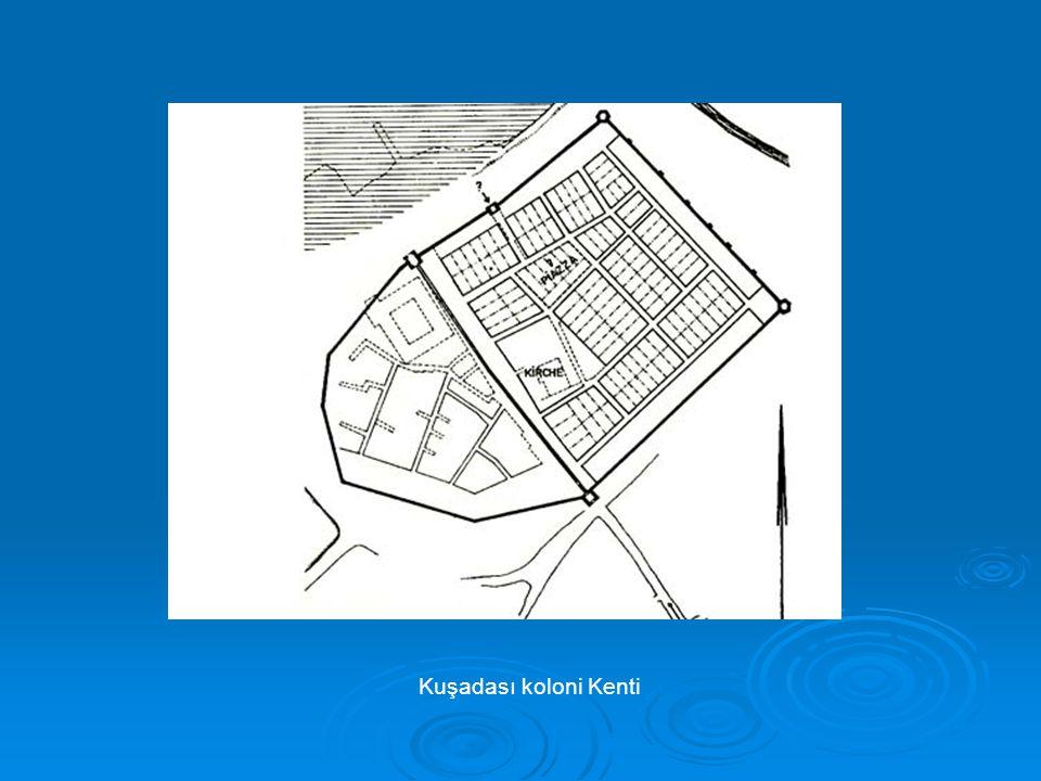 Kuşadası koloni Kenti