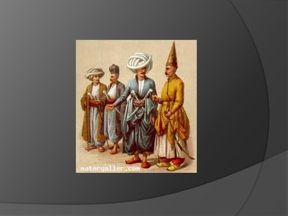 YEN İ ÇER İ OCA Ğ I  Yeniçeri, Osmanlı Devleti nde askeri bir sınıftır.