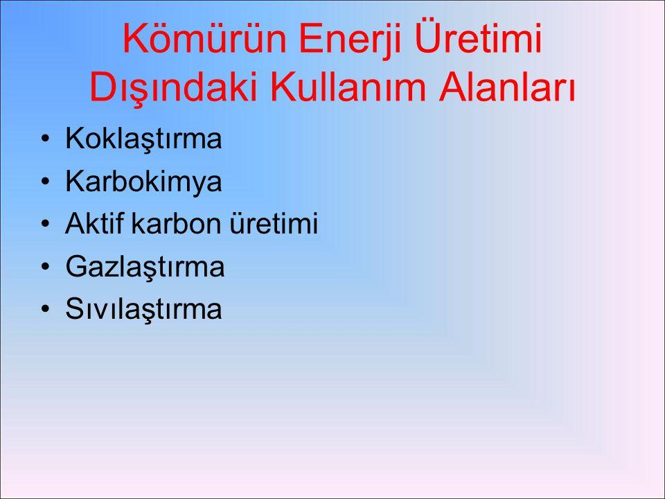 BirimUVSKVS 1.Kükürt Dioksit (SO 2 ) Kükürt Trioksit (SO 3 ) Dahil a) Genel (μg/m 3 )150400 (900) b) Endüstri Bölgeleri (μg/m 3 )250400 (900) 2.Karbon Monoksit(CO) (μg/m 3 )1000030000 3.Azot Dioksit (NO 2 ) (μg/m 3 )100300 4.Azot Monoksit (NO) (μg/m 3 )200600 5.Klor (Cl 2 ) (μg/m 3 )100300 6.Klorlu Hidrojen (HCl) ve Gaz Halde Anorganik Klorürler (Cl‾) (μg/m 3 )100300 11.Havada Asılı Partikül maddeler(PM) (10 Mikron ve Daha Küçük Partiküller) a) Genel (μg/m 3 )150300 b) Endüstri Bölgeleri (μg/m 3 )200400 Çeşitli hava kirleticileri için uyulması gereken uzun ve kısa vadeli sınır değerler aşağıda verilmiştir.