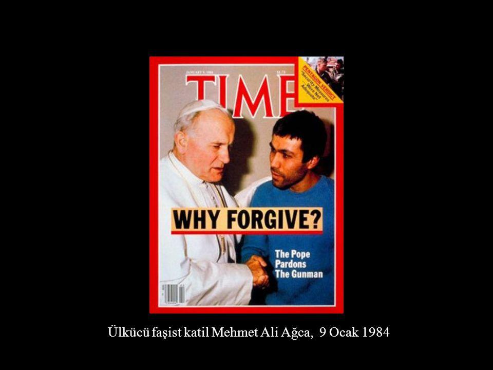Ülkücü faşist katil Mehmet Ali Ağca, 9 Ocak 1984