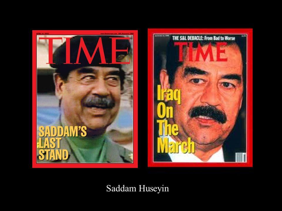 Saddam Huseyin