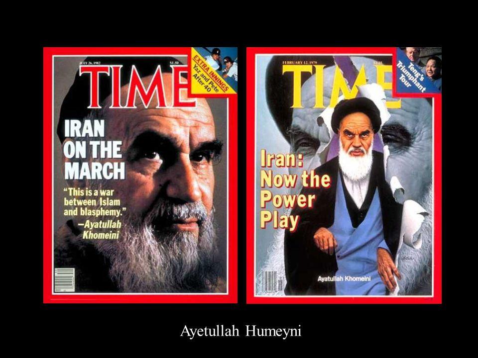 İran Cumhurbaşkanı Ahmedinejad