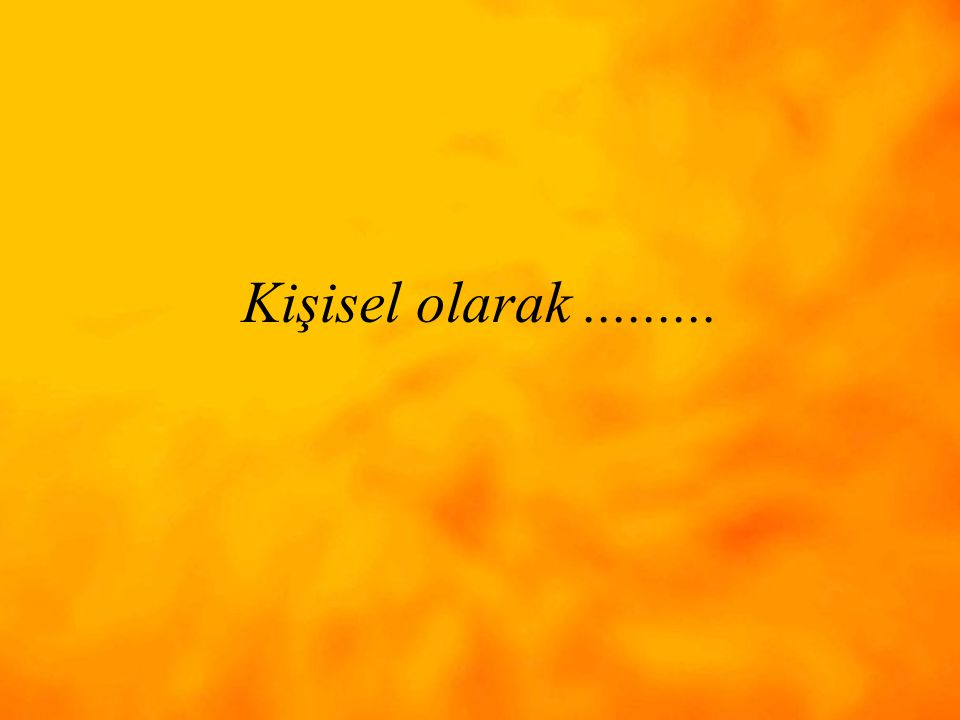 AB Altıncı Çerçeve Programı Türkiye Açılış Konferansı İstanbul 25 Nisan 2003 İŞ ÇEVRELERİ 6.