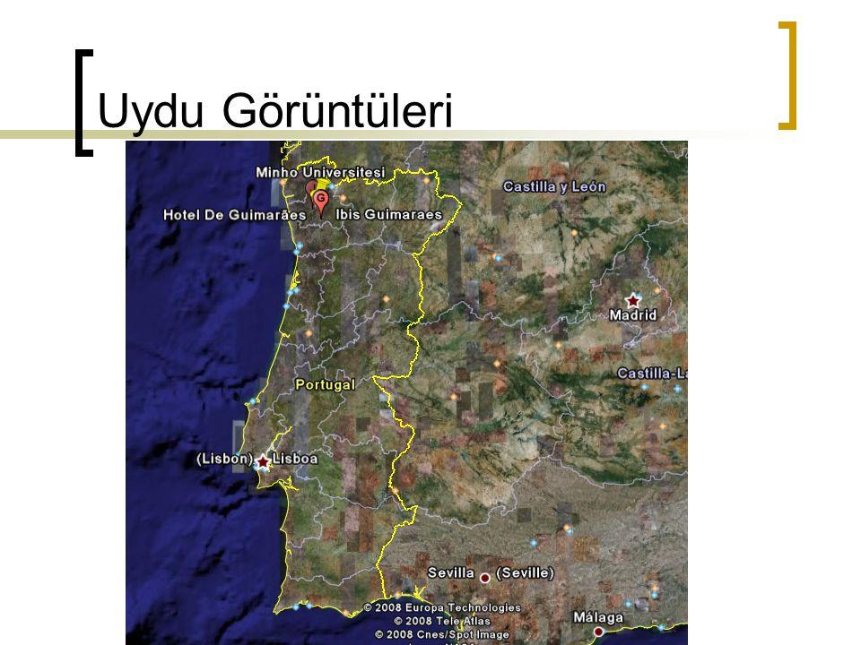 Web adresleri University of Minho: http://www.uminho.pt/ Dersler: http://www.gri.uminho.pt/Default.aspx.