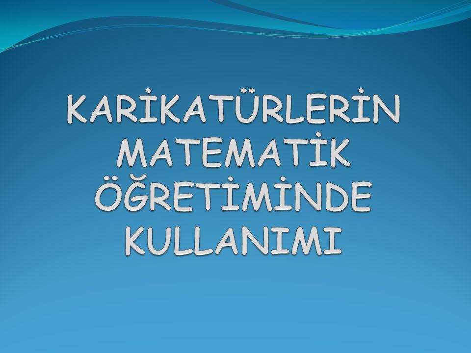 Mizah ile matematik yapmak matematiği daha kolay, kullanışlı, anlamlı ve günlük hayatta kullanılabilir kılmaktadır.