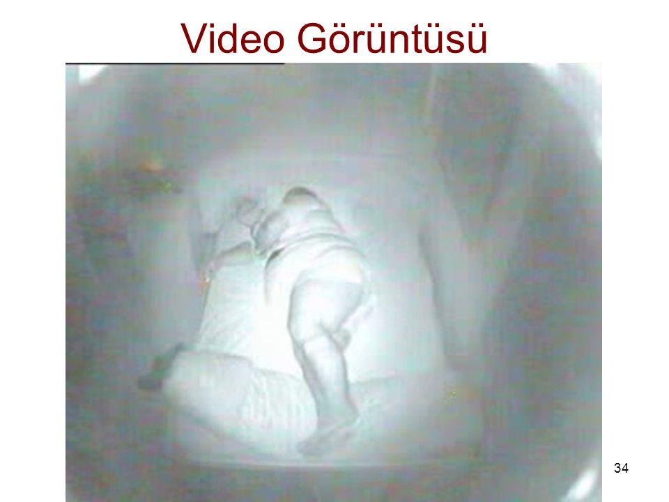 34 Video Görüntüsü