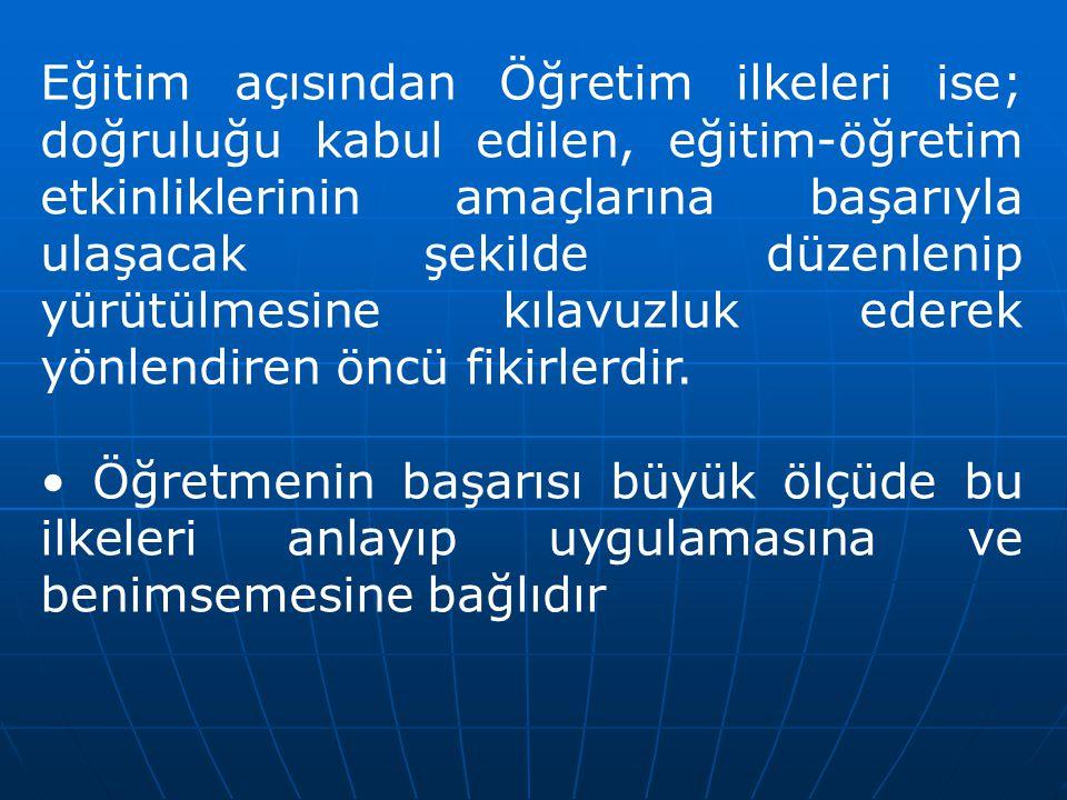 KPSS SORU ÖRNEKLERİ