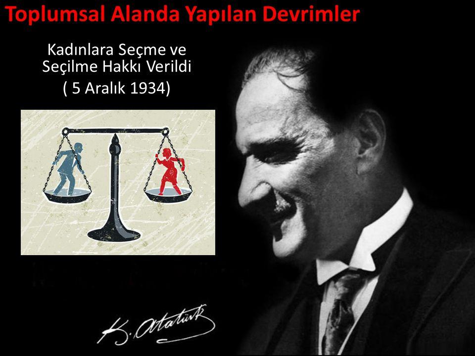 Hukuksal Alanda Yapılan Devrimler -Teşkilat-ı esasiye Kanunu (1921) -Mecelle Kaldırıldı (1924 - 1937) -Medeni Kanun (1924 - 1937) -Türk Ceza Kanunu (1926) -Yeni Anayasa (1924) -Şer iyye Mahkemelerinin Kapatılması (1924)