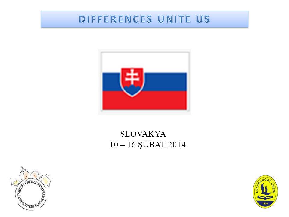 SLOVAKYA 10 – 16 ŞUBAT 2014