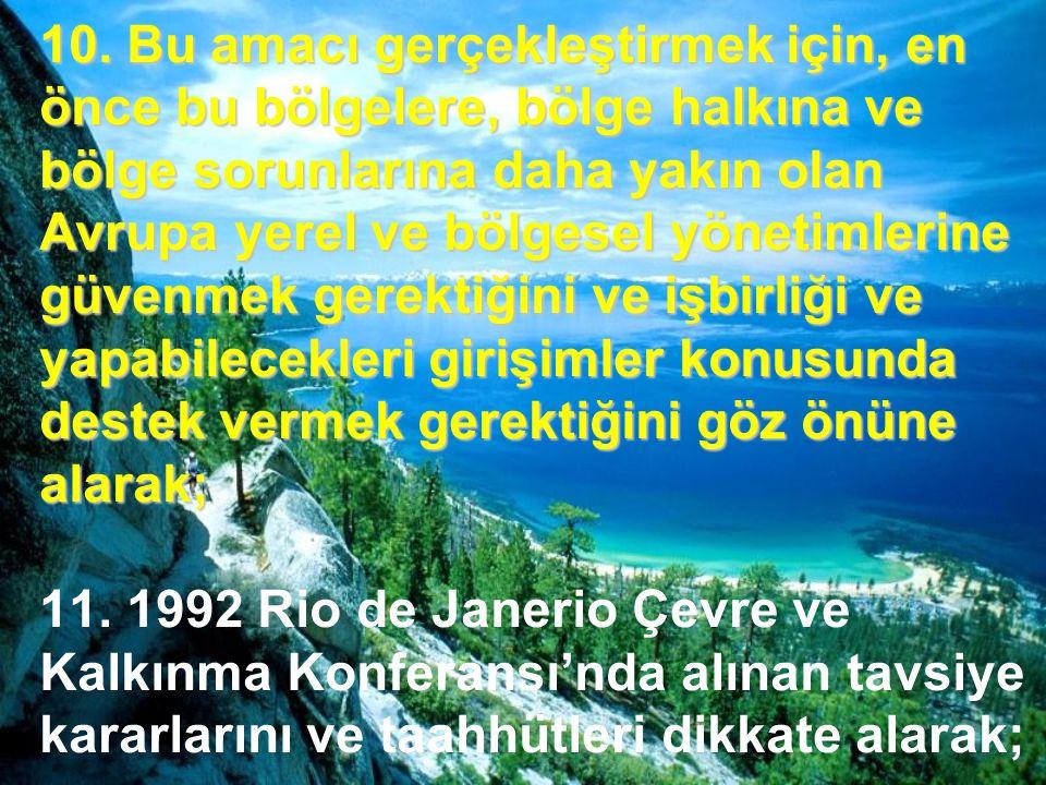 Dağ politikasının ilkeleri ve amacı Dağ politikasının ilkeleri ve amacı 12.