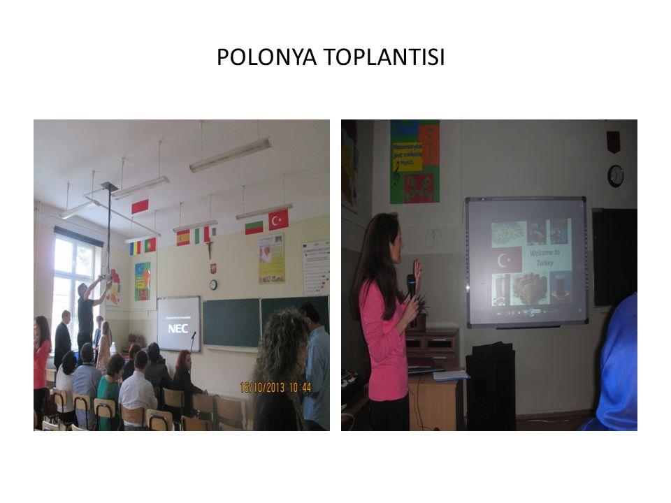 POLONYA TOPLANTISI