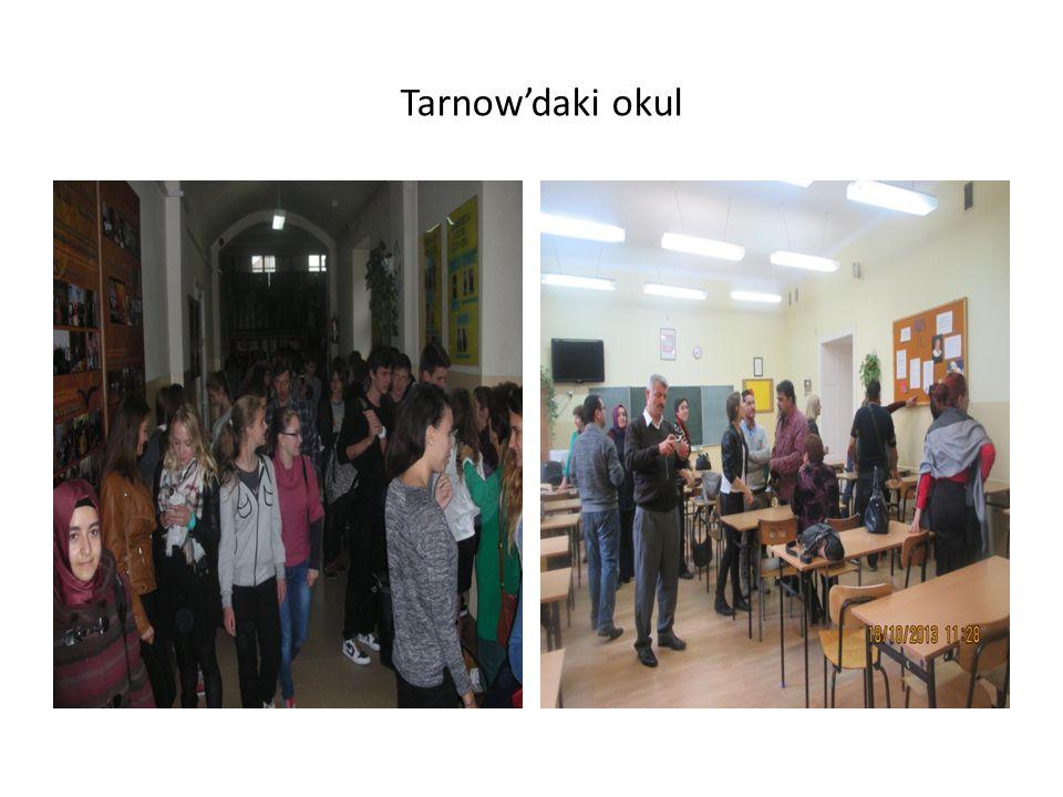 Tarnow'daki okul
